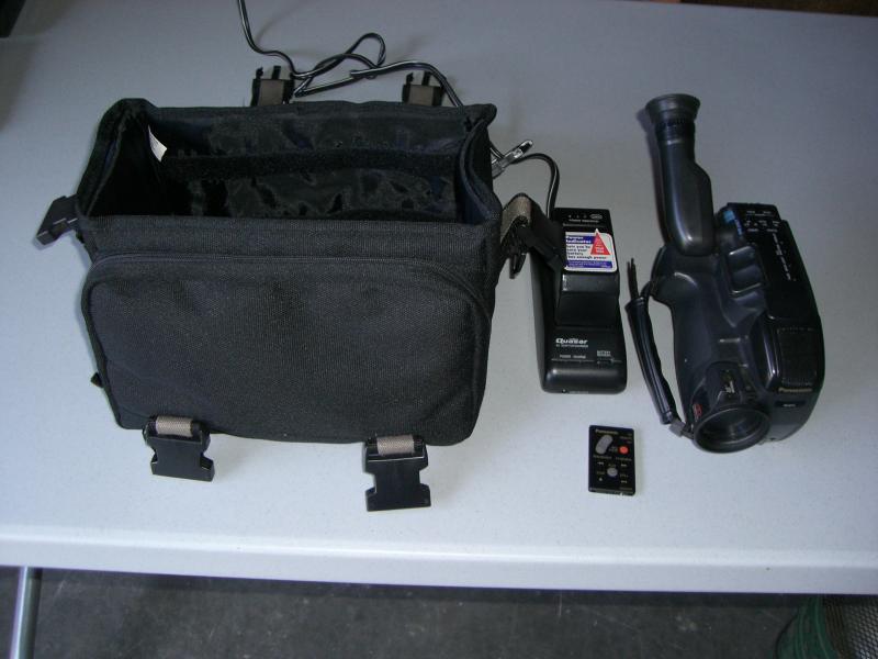 8mm camcorder 1